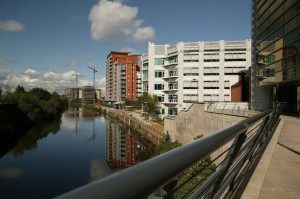 19 Leeds new canalside developments