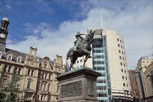 Leeds City Square view (2)